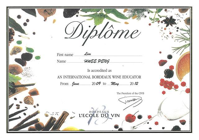 Accreditations | Wine Craft Marketing