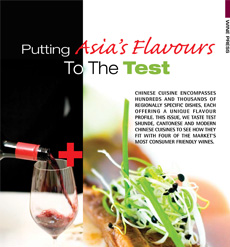Cuisine & Wine - Asia Food & Wine