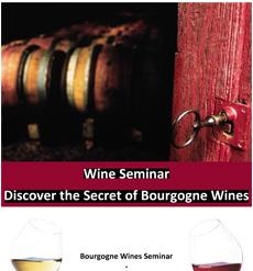 Bourgogne Wiines Seminar