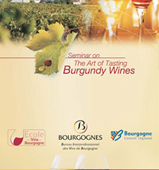Seminar on Burgundy Wines