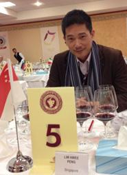 MR LIM HWEE PENG, CSW, FWS
