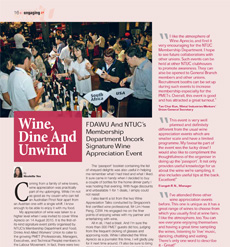 Wine Dine Unwind